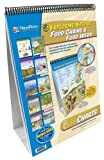 NewPath Learning 10 Piece Food Chains/Food Webs Curriculum Mastery Flip Chart Set, Grade 5-10