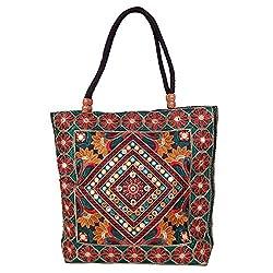Womaniya Women's Handbag Multi-Color (Woman-827)