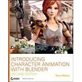 Introducing Character Animation with Blenderby Tony Mullen