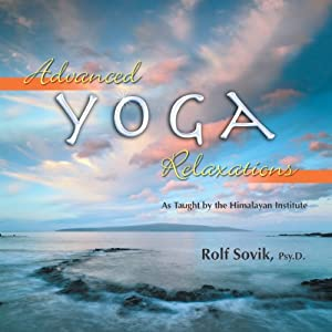 Advanced Yoga Relaxations Speech