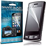 Crystal Clear Premium LCD Screen Protectors Packs With Polishing Cloth & Application Card For The LG GM360 by Smart Glaze®