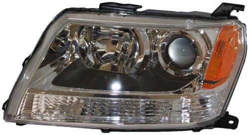 Genuine Suzuki Parts 35320-65J01 Suzuki Grand Vitara Driver Side Replacement Head Light Assembly (Suzuki Auto Genuine Parts compare prices)