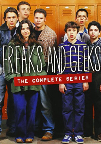 Cover art for  Freaks and Geeks: The Complete Series
