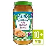 Propia Fruity pollo de Heinz Momia con Rice 10 MTHS + 250g