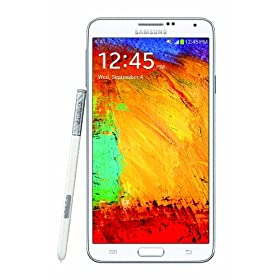 Samsung Galaxy Note 3, White 32GB (AT&T)