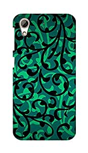 ZAPCASE Printed Back Case for HTC DESIRE 626/HTC DESIRE 626G Plus