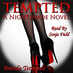 Tempted: A Nightshade Novel Audiobook