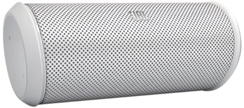 JBL Flip 2 Portable Bluetooth Speaker (White)