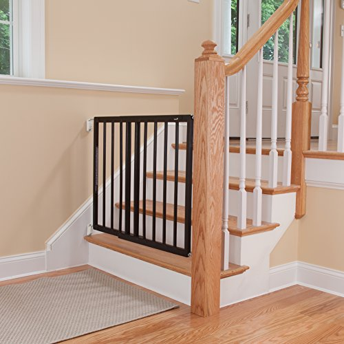 Safety 1st Top Of Stairs Decor Swing Gate Baby Toddler