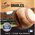Perfect Timing - Turner 2013 Baltimore Orioles Box Calendar (8051032)