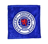 Official GLASGOW RANGERS FC crest design face cloth