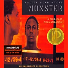 Monster (       UNABRIDGED) by Walter Dean Myers Narrated by Full Cast