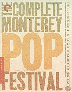 The Complete Monterey Pop Festival (Criterion Collection) [Blu-ray]