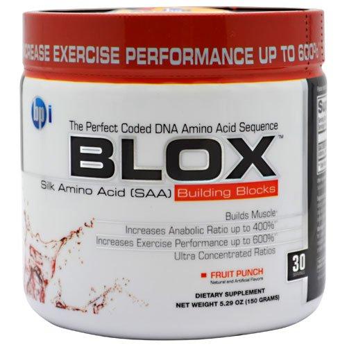 BPI Blox Fruit Punch 30 Servings Amino Acids