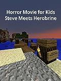 Horror Movie for Kids: Steve Meets Herobrine
