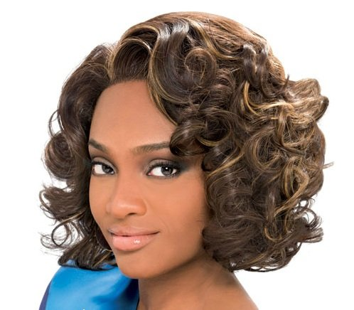 Outre Synthetic Lace Front Wig - Mohisha - S4/30