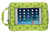 My Doodles Child Friendly Universal Cushioned Tablet Stand Compatible with 7-8 Inch Tablets Including iPad Mini 1/2/3, Google Nexus 7, Samsung Galaxy Tab 2/3/4 (7.0 and 8.0 Inch) Sony Xperia Z3 Tablet Compact, Kindle Fire HD/HDX (7 Inch) and Tesco Hudle
