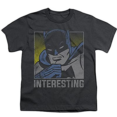 DC Batman Interesting Youth T-Shirt