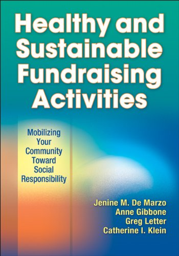 Healthy and Sustainable Fundraising Activities: Mobilizing Your Community Toward Social Responsibility