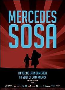 SOSA MERCEDES LA VOZ DE LATINOAMERICA (2 DVD DELUXE)