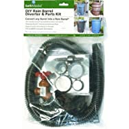 Earth Minded F-RN025 Rainstation Downspout Diverter Kit