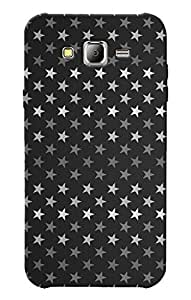 Unicraft Back Cover for Samsung Galaxy J7 (3D Printed Multicolor)