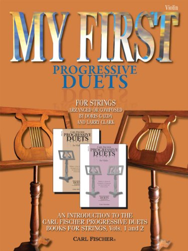 My First Progressive Duets for Strings, Violin