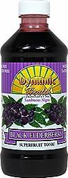 Dynamic Health Black Elderberry Liquid Extract-8 Liquid
