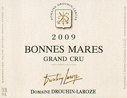 2009 Drouhin-Laroze - Bonnes Mares Grand Cru Burgundy 750 Ml