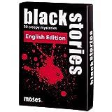 """Moses Verlag 364 - Black Stories 1, englische Ausgabevon """"Moses"""""""