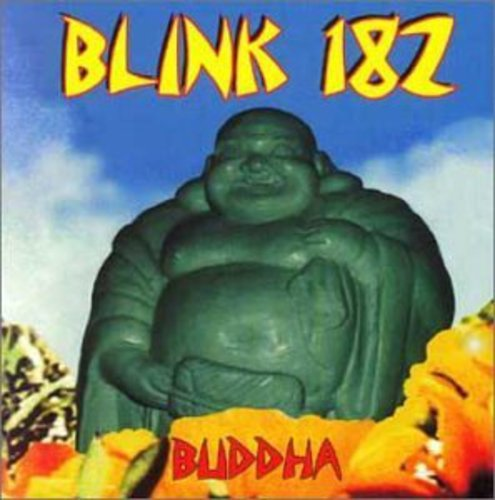 CD : blink-182 - Buddha (Remastered, Remixes, Reissue)