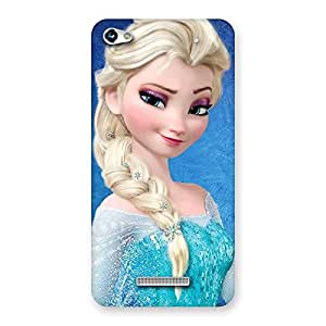 Special Wink Freez Princess Back Case Cover for Micromax Hue 2