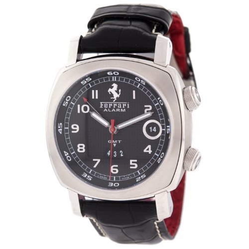 Panerai Ferrari Alarm F6721 Automatic Stainless Steel Automatic Mens Watch