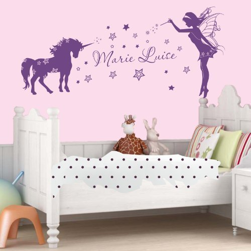 Prix des stickers f e 1 for Chambre unicorn