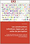 Les constructions infinitives r�gies...