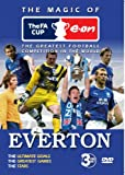 echange, troc Everton Fc - the Magic of the Fa Cup [Import anglais]