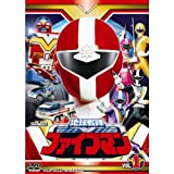 スーパー戦隊シリーズ 地球戦隊ファイブマン DVD全5巻セット