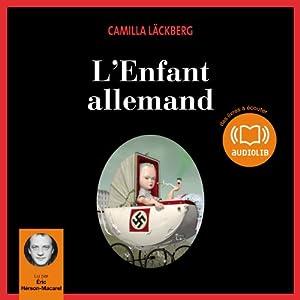 L'Enfant allemand (Erica Falck et Patrik Hedström 5) Audiobook
