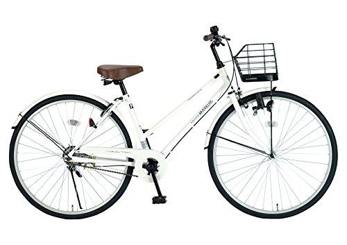 My Pallas(マイパラス) シティサイクル26インチ カラー/ホワイト M-512-W