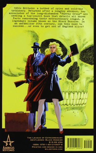 LOEG BLACK DOSSIER TP: The Black Dossier (League of Extraordinary Gentlemen)