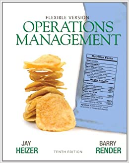 Operations Management free online assignments