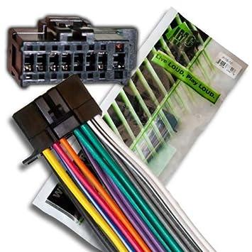 NEW 16 PIN Wire Plug Harness for PIONEER DEH-14UB DEH-44HD  klimmodontologia.com.brKlimm