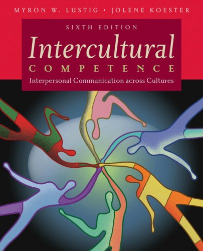 Intercultural Competence: Interpersonal Communication...