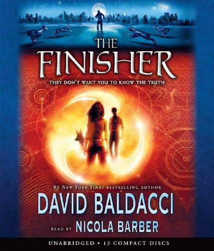 """The Finisher - Audio"" by David Baldacci"