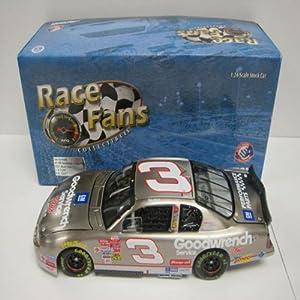 Dale Earnhardt Die-Cast Stock Car by Memorabilia