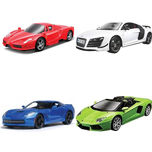 Diecast maisto model metal cars 4 cars bundle great for for Best out of waste models
