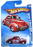 """Hot Wheels Custom '41 Willys Coupe """"HW Hot Rods"""" #139 (2010)"""