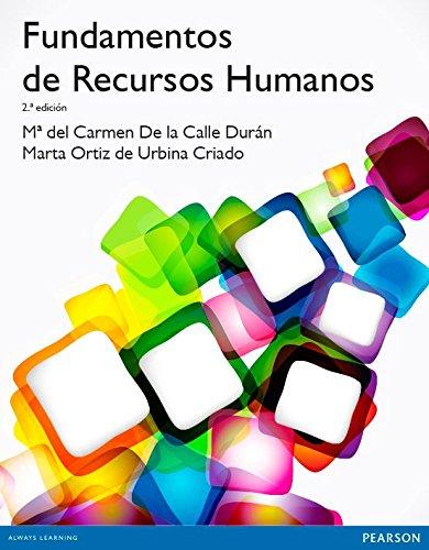FUNDAMENTOS DE RECURSOS HUMANOS descarga pdf epub mobi fb2