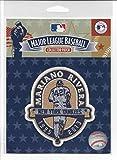 Mariano Rivera Retirement New York Yankees Logo Patch (2013)