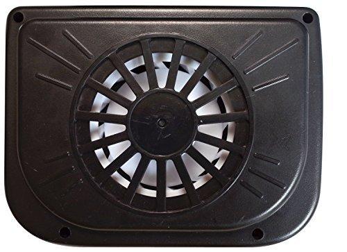 ROOMMATE 自動車用ソーラーパワー換気扇 EB-RM1200A